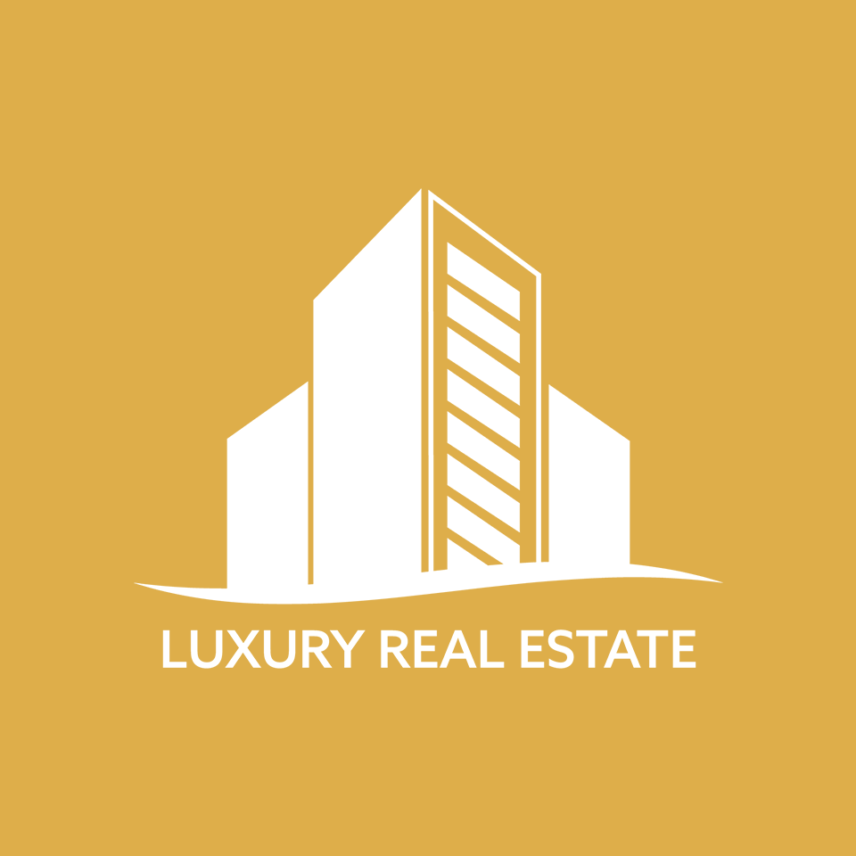 logotipo da Luxury Real Estate