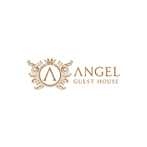 logotipo da Angel Guest House