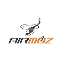 logotipo da Air Moz Servicos