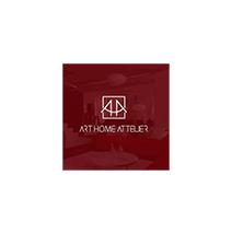 logotipo da ArtHomeAttelier