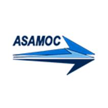 logotipo da Asamoc Transportes Moçambique