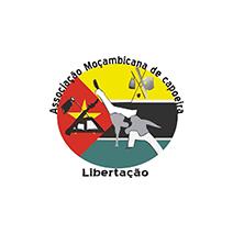 logotipo da Associação Moçambicana de Capoeira  Libertação