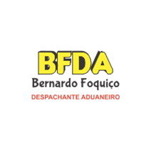 logotipo da BFDA - Bernardo Foquiço - Despachante Aduaneiro