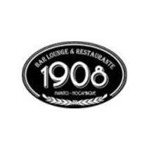 logotipo da Bar Lounge 1908