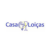 logotipo da Casa das Loiças