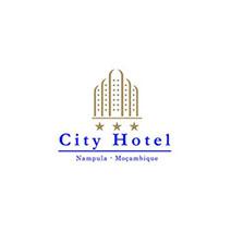 logotipo da City Hotel