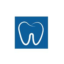 logotipo da Clínica Dentária Xonguissa Tinyo