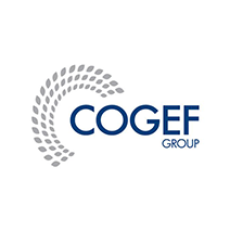 logotipo da COGEF Group