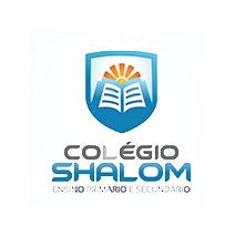 logotipo da Colégio Shalom