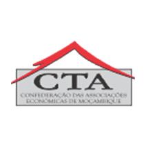 logotipo da Confederação das Associações Económicas de Moçambique - CTA