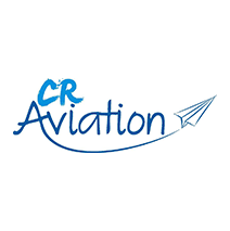 logotipo da CR Aviation