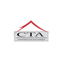 logo for CTA Mozambique