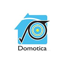 logotipo da Domotica