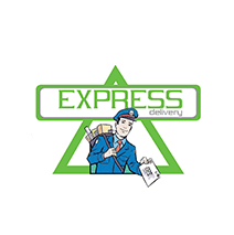 logotipo da Express Delivery