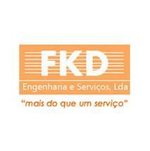 logotipo da FKD Engenharia e Serviços