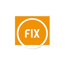logotipo da FIX Maputo