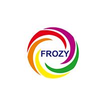 logotipo da Frozy