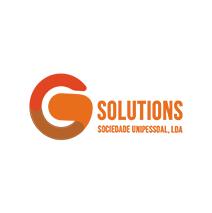 logotipo da G-Solutions