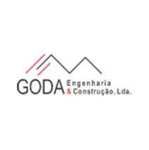 logotipo da Goda Engenharia & Construção