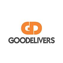 logotipo da Good Delivers
