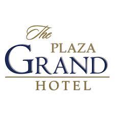 logotipo da Grand Plaza Hotel