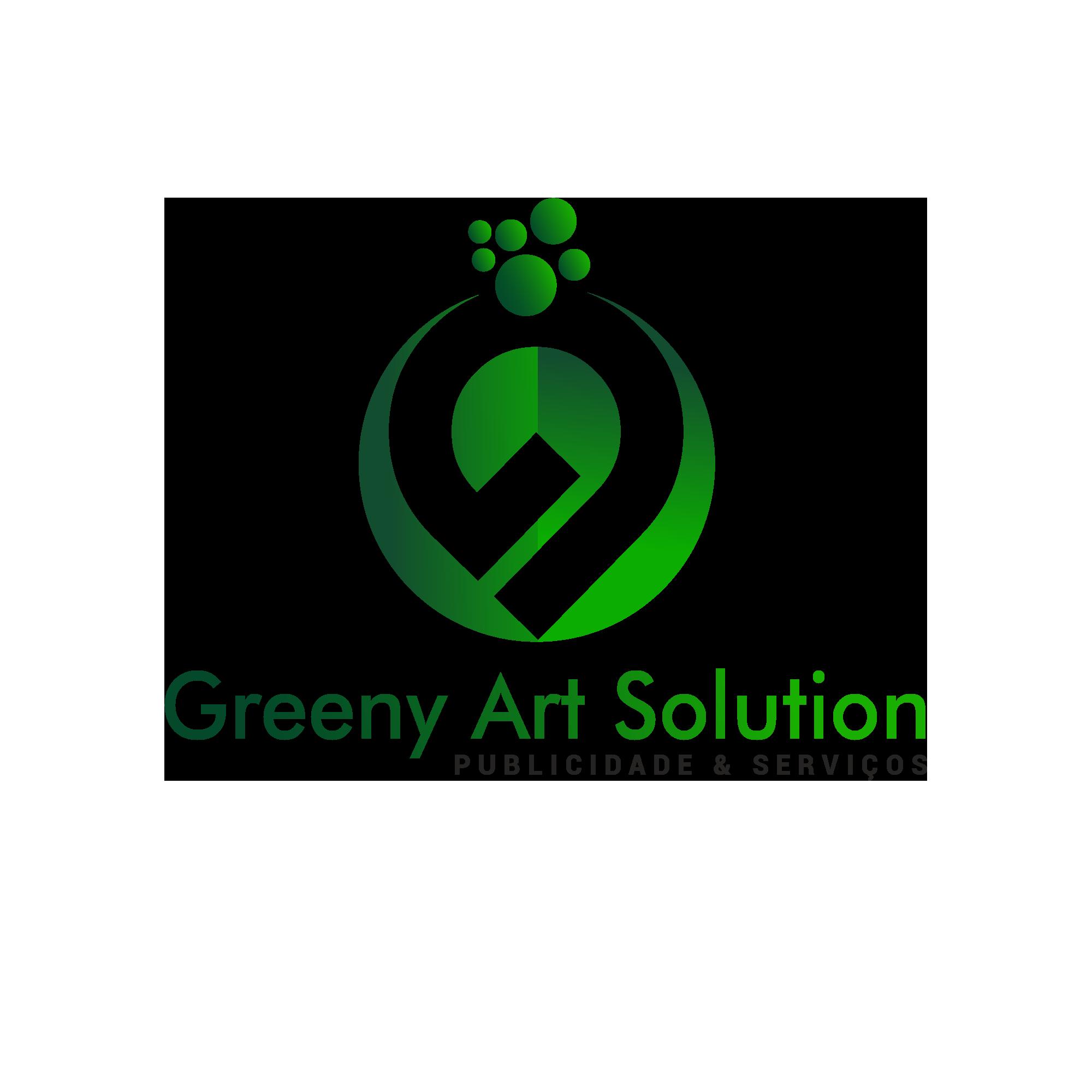 logotipo da Greeny Art Solution