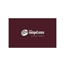 logotipo da Grupo Competence