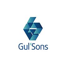 logotipo da Gul'Sons