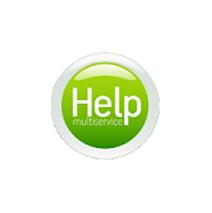 logotipo da Help Multiservice