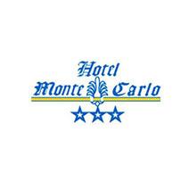 logotipo da Hotel Monte Carlo