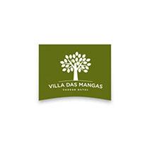 logotipo da Hotel Villa das Mangas