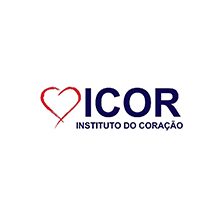 logo for ICOR – Instituto do Coração