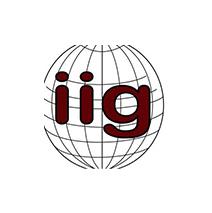 logotipo da IIG – Instituto de Informática e Gestão