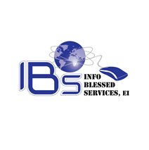 logotipo da Info Blessed Services