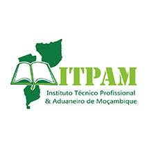 logotipo da Instituto Técnico Profissional & Aduaneiro de Moçambique