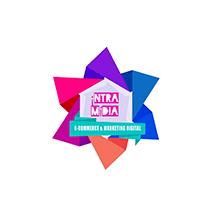 logotipo da  Intra Mídia