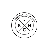 logotipo da KCN Films