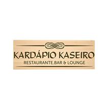 logotipo da Kardapio Kaseiro