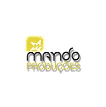 logotipo da Mando Produções