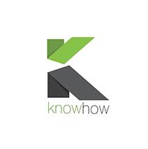 logotipo da Know How – Consultoria e Formação