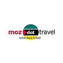 logotipo da Moz Dot Travel