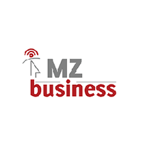 logotipo da MzBusiness