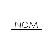 logotipo da Restaurante Nom