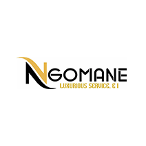 logotipo da Ngomane Luxurious Service