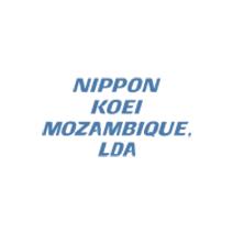 logotipo da Nippon Koei Mozambique