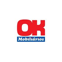logotipo da OK Mobiliário Moçambique