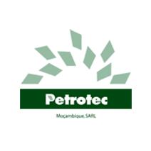 logotipo da Petrotec Moçambique
