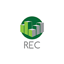 logotipo da REC Real Estate Consulting