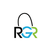 logotipo da RGR- Corporate Gifts