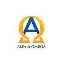 logotipo da RTv Alfa & Ómega